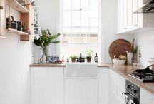 Tiny House Mutfak ve Banyo