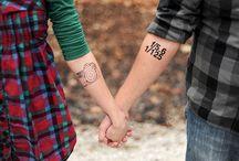Tatuagem de Namorados e Casais