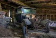 Rust in Piece / Abandoned Photography