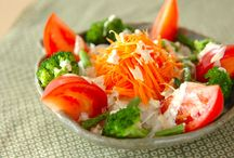 Salada Recipe / by Ouchistyle Henshubu