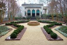 Renaissence garden