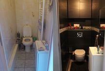 Décoration + Travaux / Le avant / après de notre petite maison...
