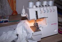 sewing - šitie