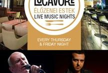 Locavore Live Music Nights