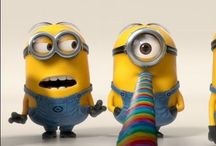 Despicable Me and My Minions / by Barbie Cisneros