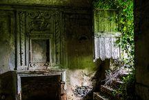maisons abandonnees