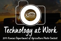 2017 Technology at Work Photo Contest / Technology has played a large role in developing the agriculture industry, from drones to transportation to irrigation. Show us how technology has impacted you and your farm. 1 pin equals one vote
