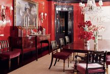 Design: Red wall