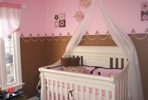 Nursery Stencils / Stencils are an inexpensive way to achieve an expensive look / by Wall to Wall Stencils, Inc.