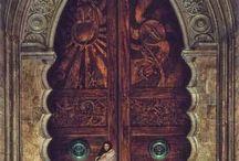 Funky photographs: Doors...