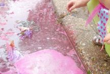 Pitter patter puddle play