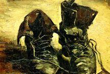 Arte y calzado / by greco dibujo