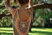 ropa a crochet