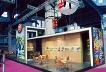 Stands / Diseño y construcción de stands, modulares y de diseño, en ferias nacionales e internacionales.
