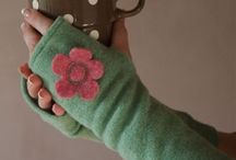 Fingerless Gloves / by Cindi Thomas