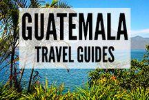 Travel Guatemala / Travel guides for Guatemala