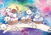 Kawaiii cat cat cat