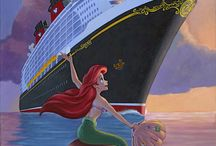 Disney cruise / by Janet Sullivan