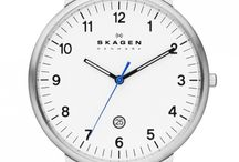 Skagen watches / by Dezeen Watch Store