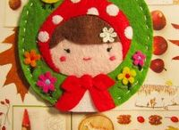 Pins and brooches / by Sugarlane Designs