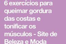 exercício físicos
