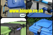 Wheelie good management / Wheelie bin management and safety