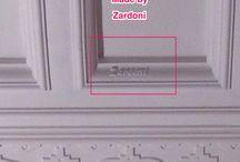 Stucadoorsbedrijf Zardoni / Lijstwerk plafond Pontstreet London