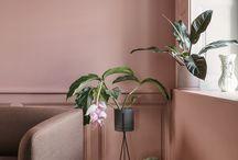 kleur en interieur inspo