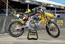 Suzuki Dirt Bikes  / For the Suzuki Fans!  / by MotoSport .com