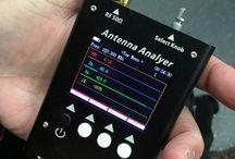 Antenna Analyzer SA250 / SURECOM SA250 130-173 / 200-260 / 400-520MHz Colour Graphic Antenna Analyzer
