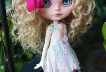 Blythe Doll babies&Keane