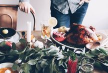 Thanksgiving Ideas / Decor, projects, food for the Thanksgiving Holiday