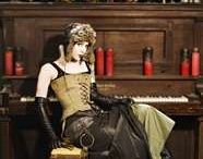 Steampunk / A mix of fashion, home decor, oddities, and the steampunk world in my head made real. / by Catherine