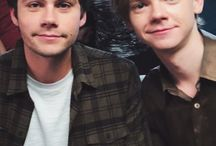 Dylan and Thomas ❤❤