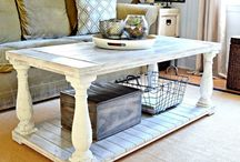 Coffee tables / Shabby Chic
