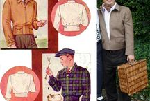 WWII Men's Clothing (non military)