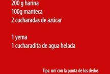recetas de MARU BOTANA