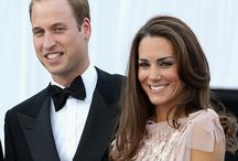 William and Kate / by Elizabeth Raterman