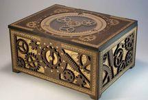 Steampunk Boxes