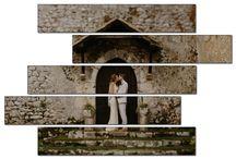 Tableau de mariage / La plus belle photo de votre mariage en grand, dans votre chambre… c'est tentant Réalisez de superbes tableaux multi-panneaux simplement et facilement avec vos plus belles photos.
