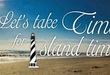 Sea Quote Cover Photos / Specially sized cover photos with Hatteras Island inspirational quotes.