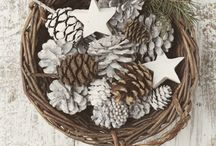 Christmas Art / Ideen rund um Weihnachten von großartigen Künstlern