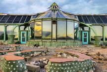 Earthships - Cobhouses
