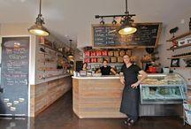 Italian Cafe Design