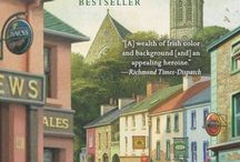 Paddy Whacked: Irish Mysteries! / Curl up with these mystery stories set in the Emerald Isle! All available at Curtis Memorial Library!
