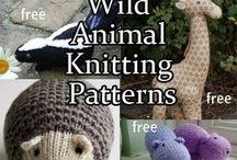 Knitting - Soft Toys