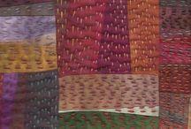 боро японская вышивка заплатки