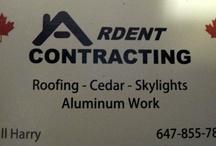 My roof