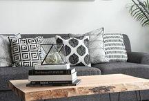 Living room interior design / 0