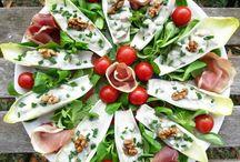 Salade noel